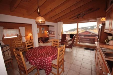 Rent in ski resort 3 room apartment cabin 6 people (615) - Chalet Cristal 6 - Les Saisies