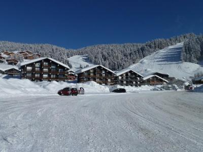 Rent in ski resort Chalet du Lac 3 - Les Saisies - Winter outside