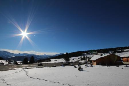 Rent in ski resort Studio sleeping corner 5 people (301) - Chalet du Lac 3 - Les Saisies