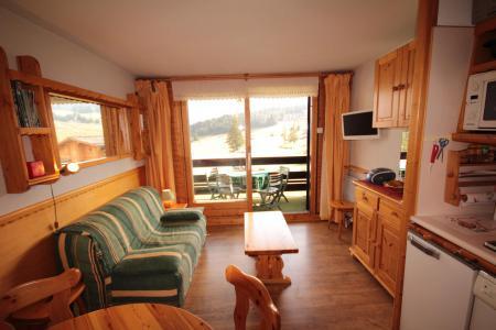 Rent in ski resort Logement 1 pièces 4 personnes (LAC308) - Chalet du Lac 3 - Les Saisies