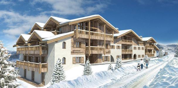 Бронирование апартаментов на лыжном куро Chalet Jorasse 1 D