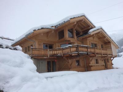 Ski en mars Chalet Le Dahut