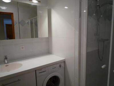 Rent in ski resort 3 room apartment 6 people (001) - Chalet les Carons - Les Saisies - Washing machine