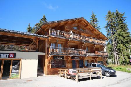 Rent in ski resort Chalet les Carons - Les Saisies