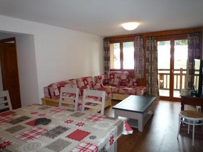 Rent in ski resort 3 room apartment 6 people (001) - Chalet les Carons - Les Saisies