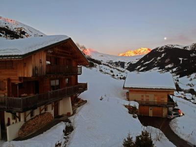 Rent in ski resort Chalet Pierres du Chozal - Les Saisies