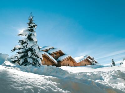 Location Les Saisies : Le Hameau Du Beaufortain hiver
