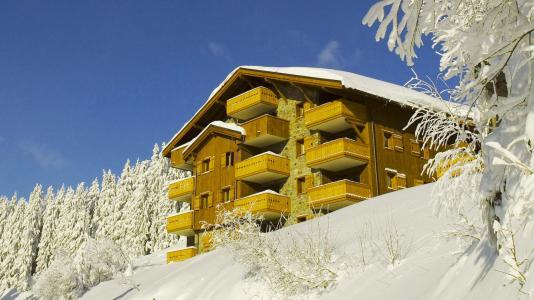 Rent in ski resort Le Hameau du Beaufortain - Les Saisies - Winter outside
