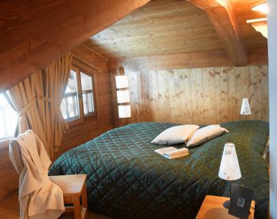 Rent in ski resort Le Hameau du Beaufortain - Les Saisies - Bedroom