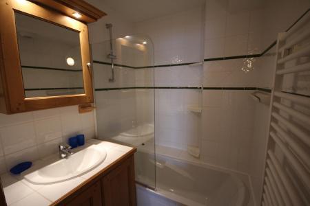 Rent in ski resort 3 room apartment 6 people (FERJ03) - Les Fermes du Beaufortain J - Les Saisies - Bathroom