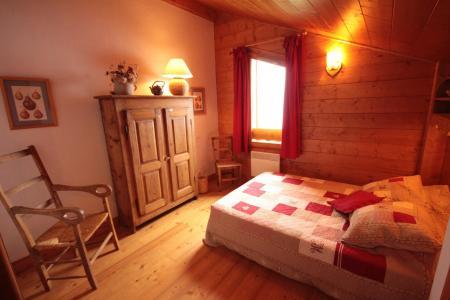 Rent in ski resort 4 room mezzanine apartment 8 people (FERJ07) - Les Fermes du Beaufortain J - Les Saisies - Bedroom