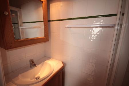 Rent in ski resort 4 room mezzanine apartment 8 people (FERJ07) - Les Fermes du Beaufortain J - Les Saisies - Shower room