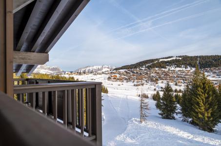 Rent in ski resort Résidence Amaya - Les Saisies - Winter outside