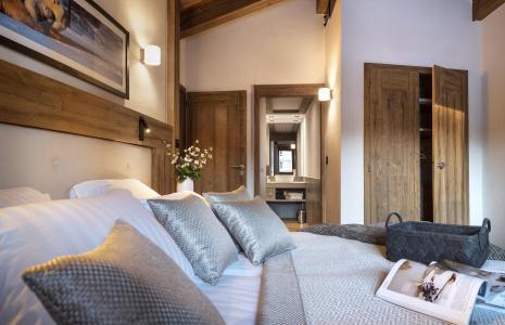 Location au ski Résidence Amaya - Les Saisies - Chambre
