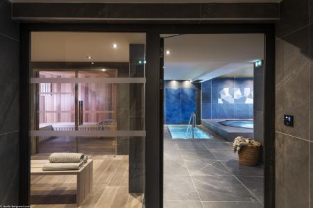 Rent in ski resort Résidence Amaya - Les Saisies - Sauna