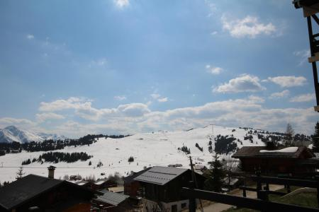 Rent in ski resort Studio 4 people (009) - Résidence Bisanne - Les Saisies