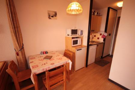 Rent in ski resort Studio 3 people (039) - Résidence Bisanne - Les Saisies