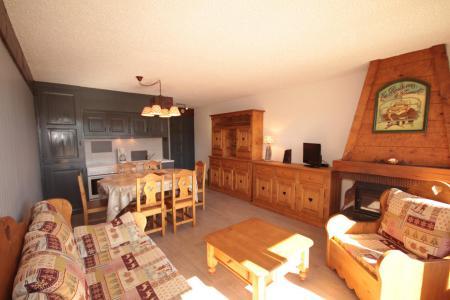 Rent in ski resort 2 room apartment sleeping corner 6 people (033) - Résidence Breithorn - Les Saisies