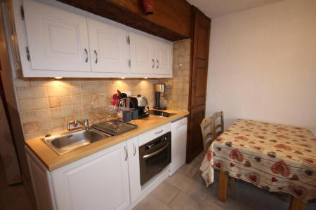 Rent in ski resort Studio sleeping corner 4 people (005) - Résidence Breithorn - Les Saisies