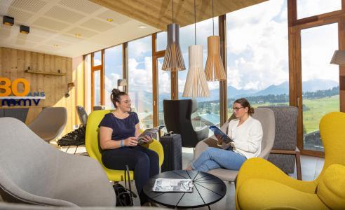 Rent in ski resort Résidence Club MMV Les Chalets des Cîmes - Les Saisies - Inside