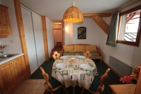 Rent in ski resort 2 room apartment cabin 4 people (CHAUDR) - Résidence Grand Mont 1 - Les Saisies