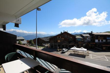 Rent in ski resort Studio sleeping corner 4 people (1103) - Résidence Grand Mont 1 - Les Saisies