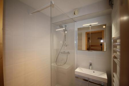 Rent in ski resort Studio sleeping corner 4 people (1101) - Résidence Grand Mont 1 - Les Saisies