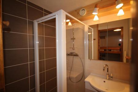 Rent in ski resort Studio sleeping corner 4 people (1110) - Résidence Grand Mont 1 - Les Saisies