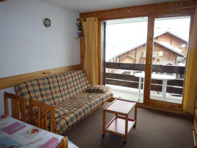 Rent in ski resort 2 room apartment 6 people (1106) - Résidence Grand Mont 1 - Les Saisies