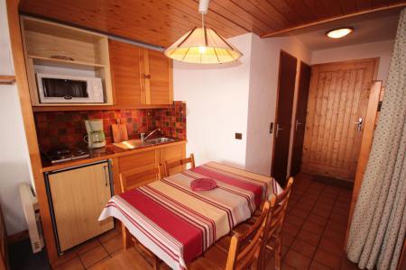 Rent in ski resort Studio sleeping corner 5 people (1112 n'est plus commercialisé) - Résidence Grand Mont 1 - Les Saisies