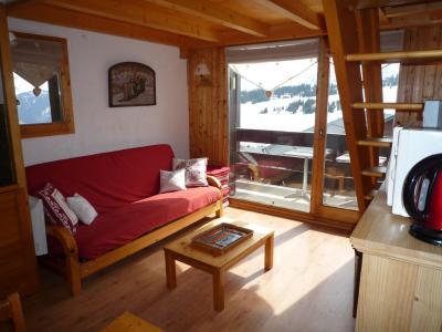 Rent in ski resort Logement 2 pièces 8 personnes (GM1118) - Résidence Grand Mont 1 - Les Saisies