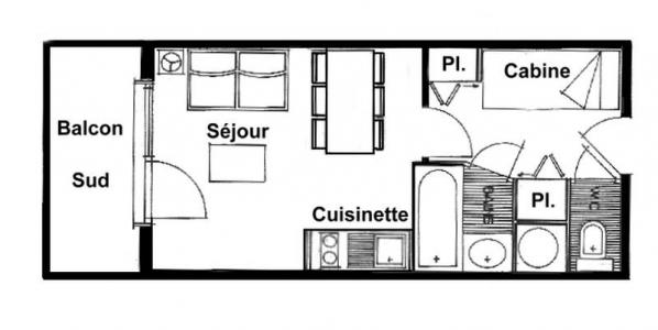 Location Résidence Grand Mont 1