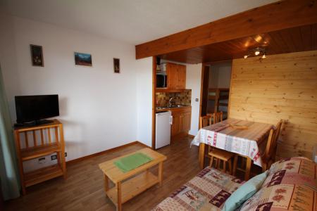 Rent in ski resort Studio sleeping corner 4 people (2211) - Résidence Grand Mont 2 - Les Saisies