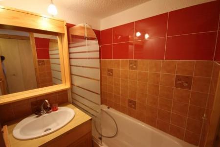 Rent in ski resort 2 room mezzanine apartment 6 people (4421) - Résidence Grand Mont 4 - Les Saisies - Bath-tub