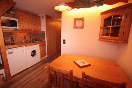 Rent in ski resort 2 room mezzanine apartment 6 people (4421) - Résidence Grand Mont 4 - Les Saisies - Kitchenette