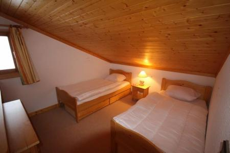 Rent in ski resort 2 room mezzanine apartment 6 people (4421) - Résidence Grand Mont 4 - Les Saisies - Single bed