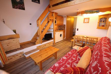 Rent in ski resort 2 room mezzanine apartment 6 people (4421) - Résidence Grand Mont 4 - Les Saisies
