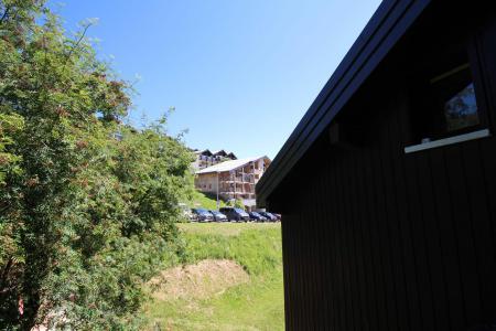 Rent in ski resort Studio 2 people (21) - Résidence Isabella C - Les Saisies