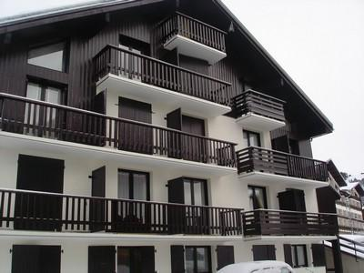 Rent in ski resort Résidence Isabella F - Les Saisies - Winter outside
