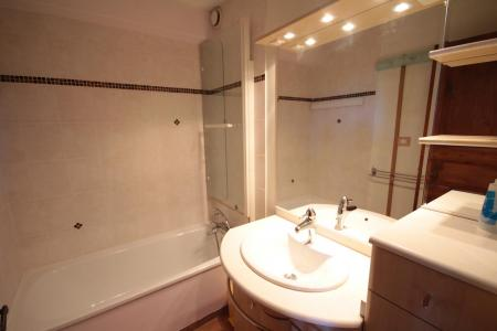 Rent in ski resort 1 room apartment 5 people (016) - Résidence l'Ecrin - Les Saisies - Bath-tub