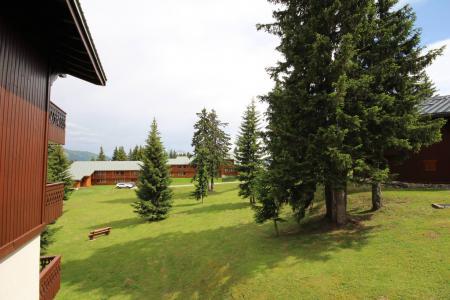 Rent in ski resort Logement 2 pièces 4 personnes (FO1C13) - Résidence la Forêt des Rennes 1 C - Les Saisies