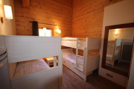 Rent in ski resort 4 room apartment 10 people (PERH21) - Résidence la Perle des Alpes H - Les Saisies - Bedroom
