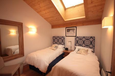 Rent in ski resort 4 room apartment 6 people (PERH23) - Résidence la Perle des Alpes H - Les Saisies - Bedroom