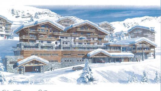 Rent in ski resort Résidence la Perle des Alpes H - Les Saisies - Plan