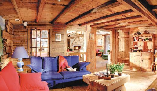 Location au ski Résidence Lagrange le Village des Lapons - Les Saisies - Réception