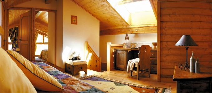Alquiler al esquí Résidence Lagrange le Village des Lapons - Les Saisies - Estancia