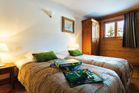 Alquiler al esquí Résidence Lagrange le Village des Lapons - Les Saisies - Habitación