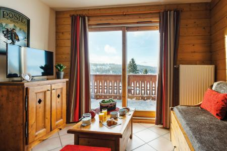 Alquiler al esquí Résidence Lagrange le Village des Lapons - Les Saisies - Salón