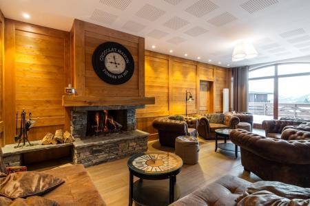Location au ski Residence Lagrange Les Chalets D'emeraude - Les Saisies - Réception