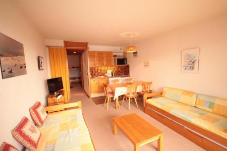 Rent in ski resort Studio cabin 4 people (006) - Résidence le Bouquetin - Les Saisies